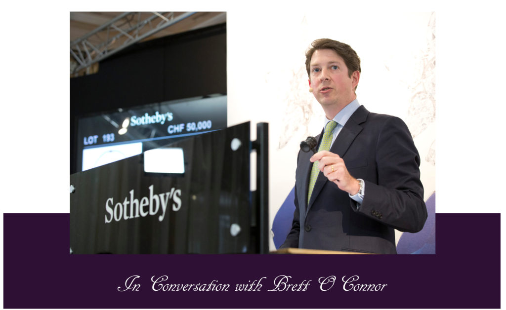 Sotheby's Brett O'Connor