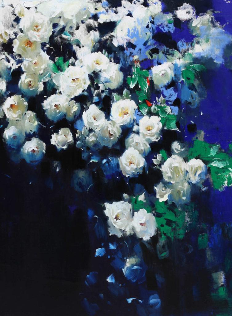 Painting by Jae Hoon Lim