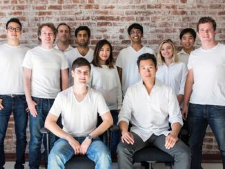 The Atrium LTS (Legal Technology Service) team. Photo Credit: TechCrunch